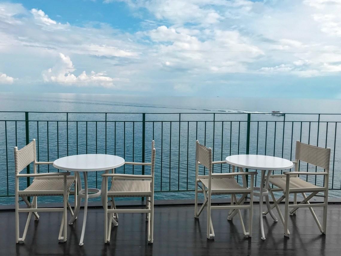 De beste slaapplek van Vernazza, Cinque Terre