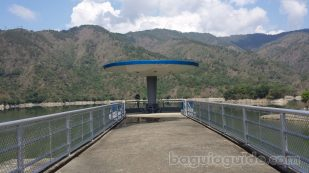 binga dam view deck