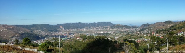 la trinidad valley panorama
