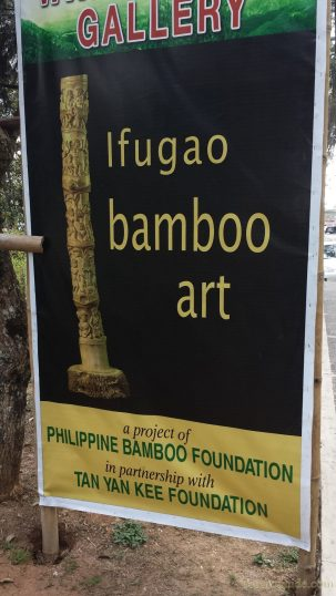 laperal house baguio bamboo art streamer