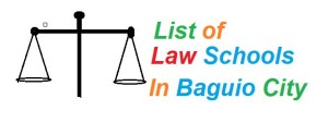 law schools in baguio city