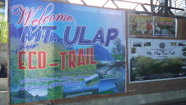 mt ulap mountain eco trail ampucao itogon benguet advertisement