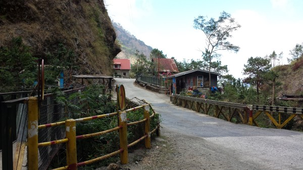 mt ulap mountain eco trail ampucao itogon benguet road back to baguio