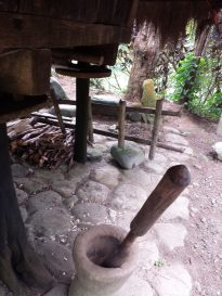 winaca eco cultural village ifugao rice tools