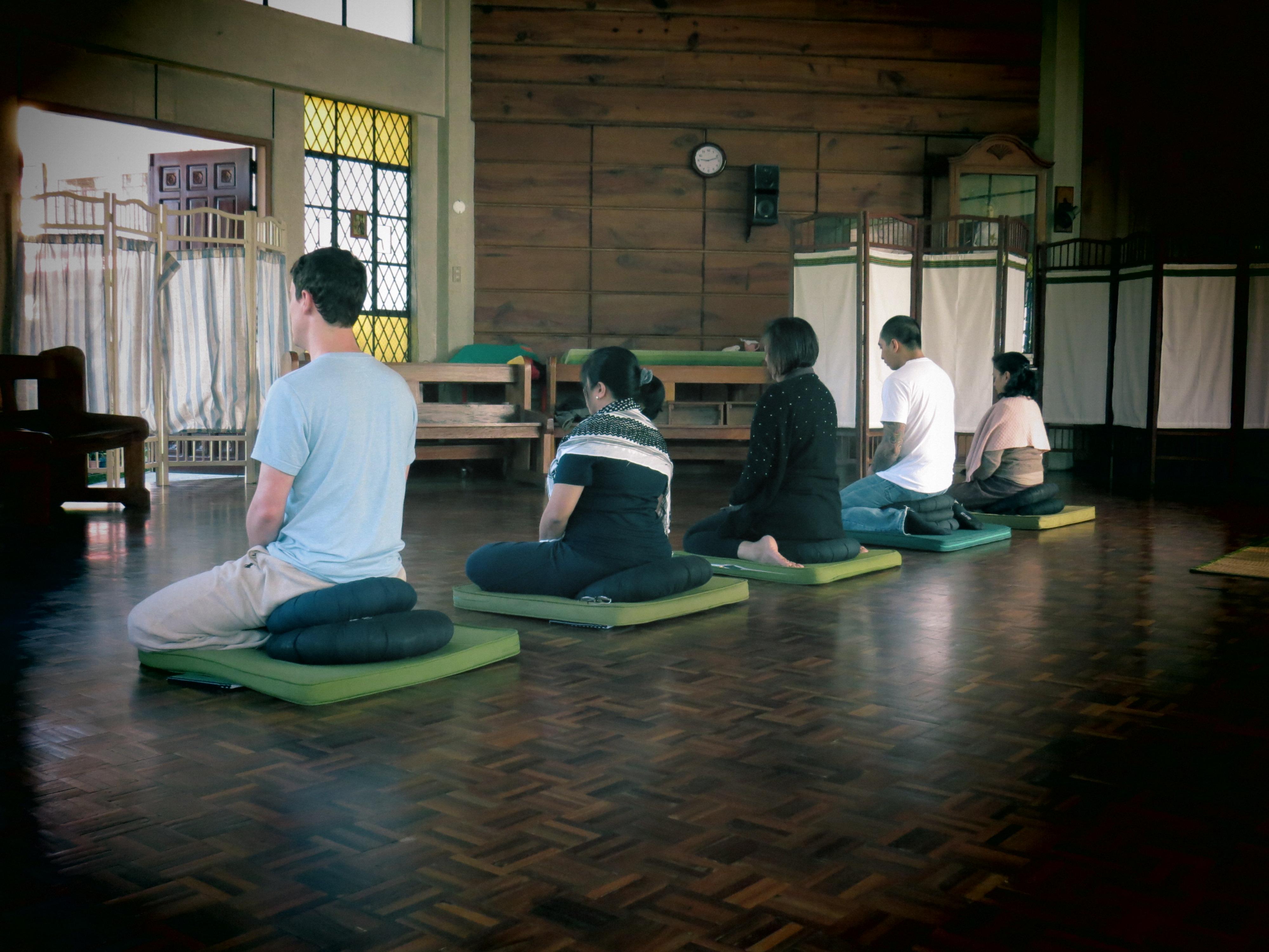 Attending A Zen Retreat