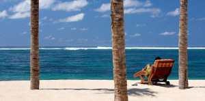 リゾートビーチ
