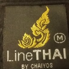 【Line THAI】タイのTシャツブランド