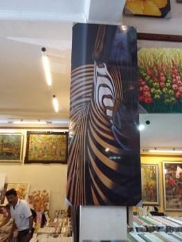 バリ島絵画