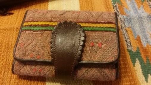 モン族財布長財布