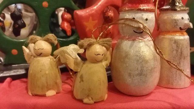 バリ島のクリスマスグッズ