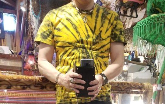 人気のタイダイ染めのTシャツのご紹介