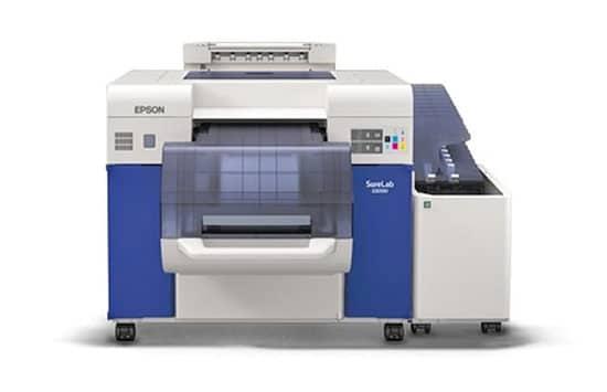 Epson D3000