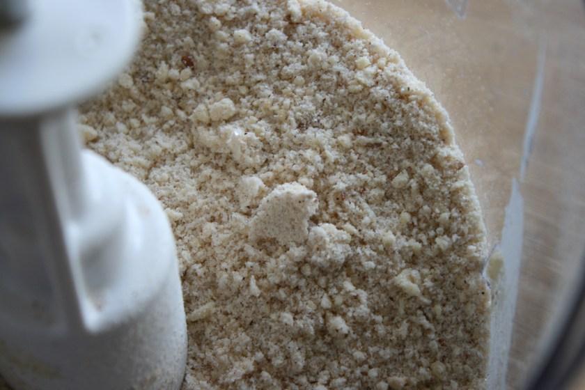 Dejen ligner groft sand