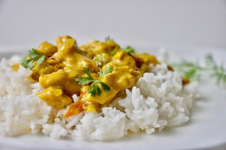Chicken Tikka Masala udvalgt Bagvrk.dk