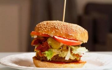 Burgerboller med fuldkorn