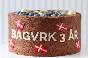 Fremhævet billede af death by chocolate - en fødselsdagskage fra Bagvrk.dk