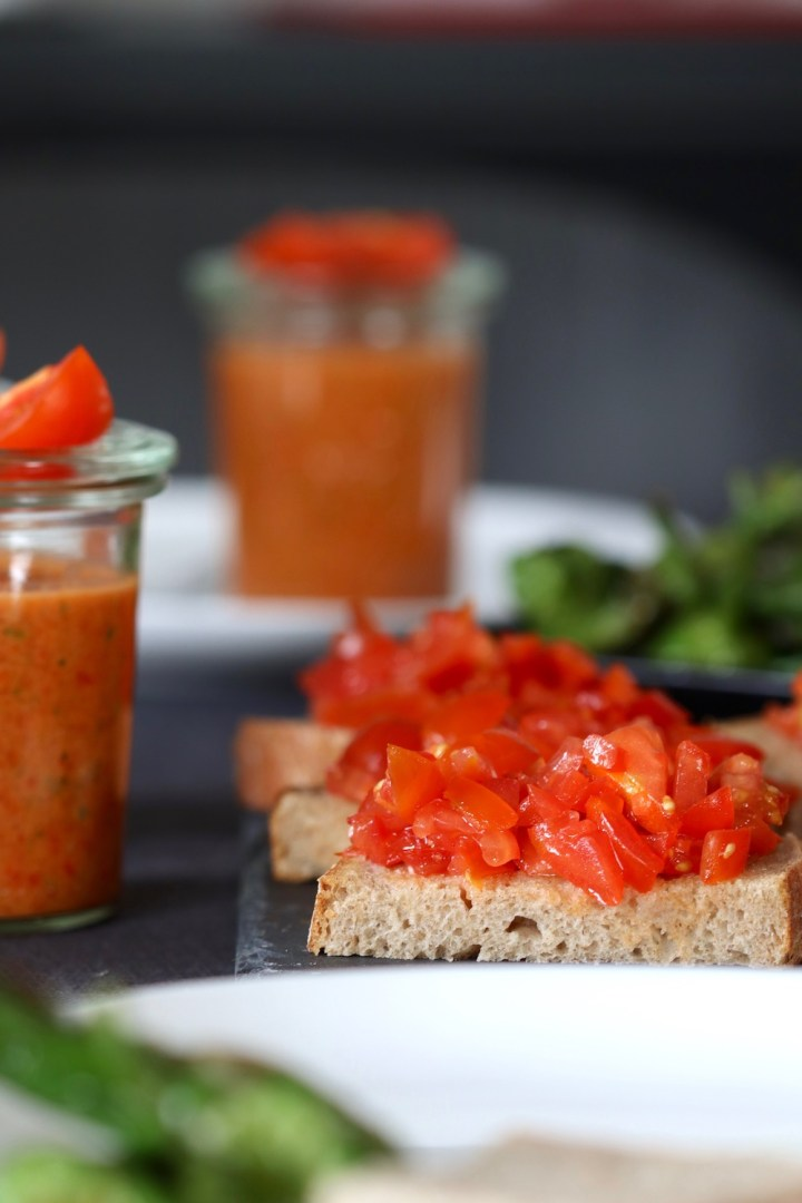 Pan con tomates tapas brød med tomater Bagvrk.dk
