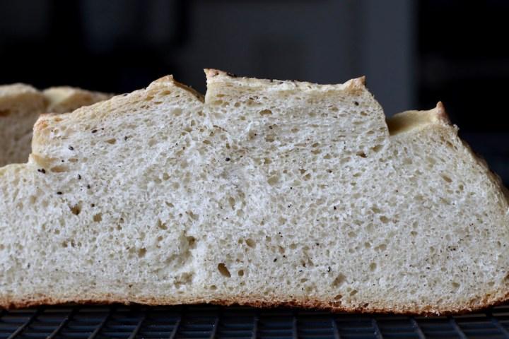 Nærbillede af krumme tips til at bage i grill Bagvrk.dk