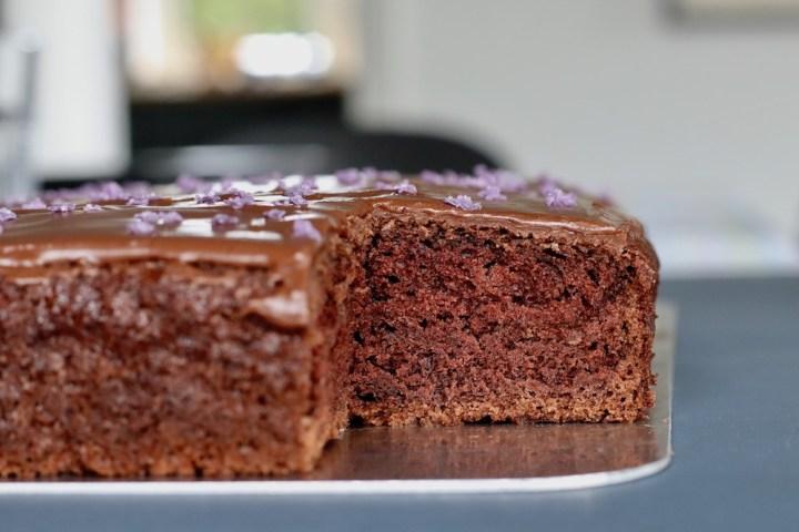 Nem chokoladekage udvalgt Bagvrk.dk