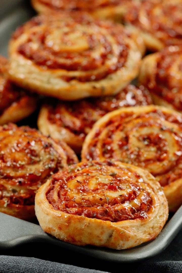 Verdens bedste pizzasnegle Bagvrk.dk