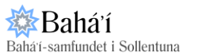 Baháí-samfundet i Sollentuna