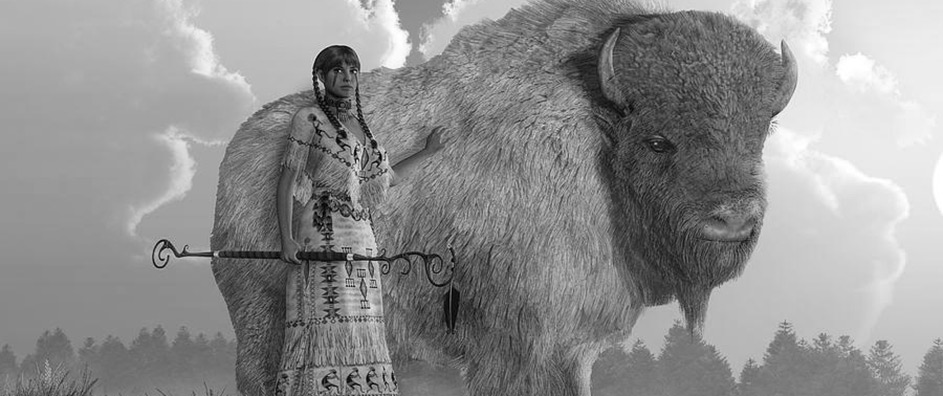 The Return of the White Buffalo Calf Woman