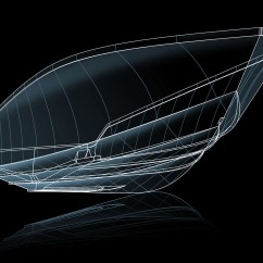 Boat Anatomy Diagram Acdelco One Wire Alternator Wiring Hull