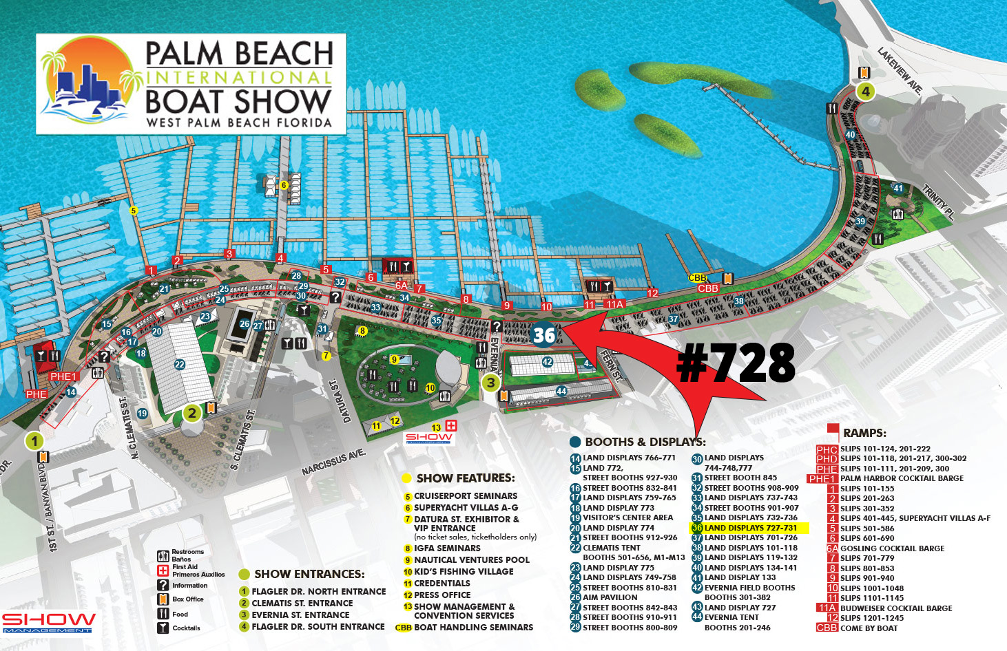 Palm Beach Boat Show NEWS Amp EVENTS