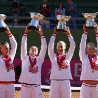 Russian Women will defend the Fed Cup in 2009.