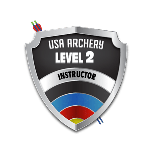 Certified Level 2 Archery Coach