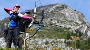 Field Archery - all about the angles!