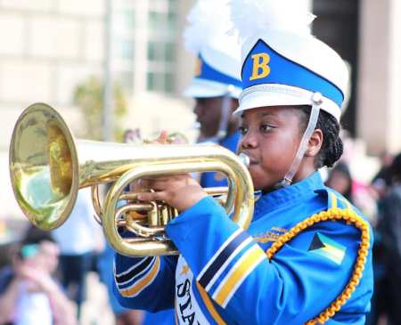 MISSION ACCOMPLISHED: BAHAMAS ALL-STARS MARCHING BAND'S