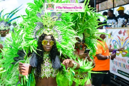 Bahamas Masqueraders Powered By BTC