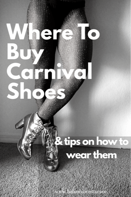 Carnival Zapatos & Tips On How Bahamianista To Wear Them Bahamianista How 8c36b8