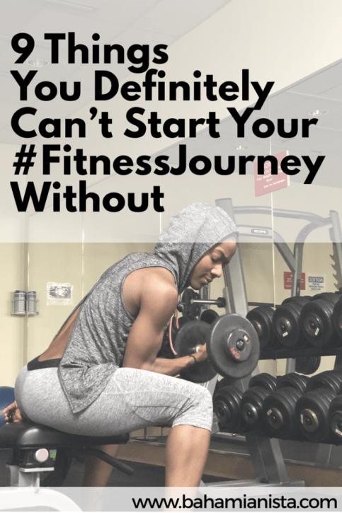 start your fitness journey