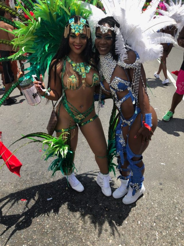 carnival in jamaica