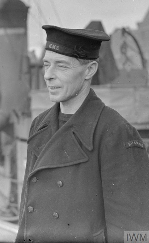 William Fleming Bahamian WW2