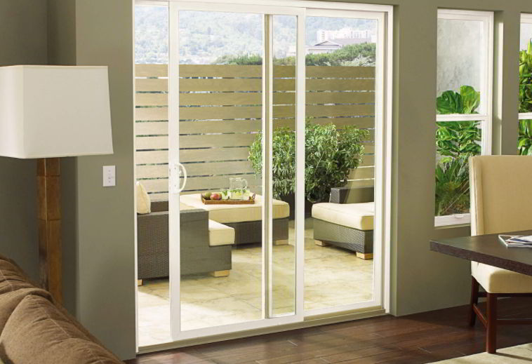 Adorable Patio Door Ideas