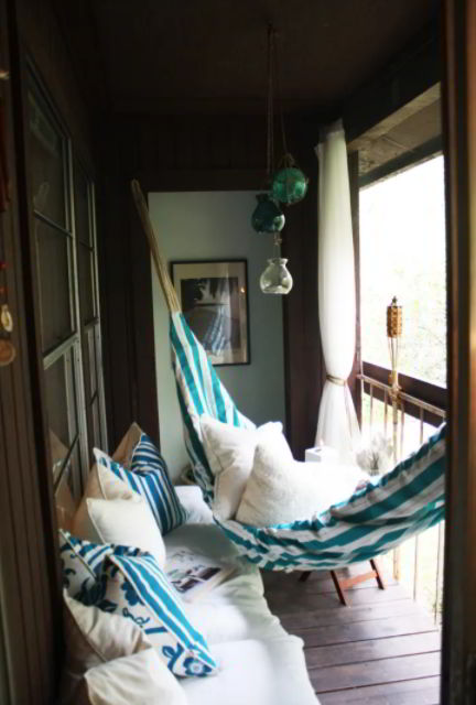 Extra Coziness with Extraordinary Hammock