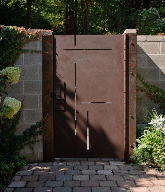 best fence gate ideas