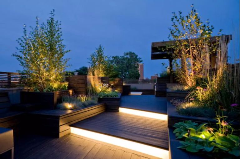 Best Linear Deck Lighting