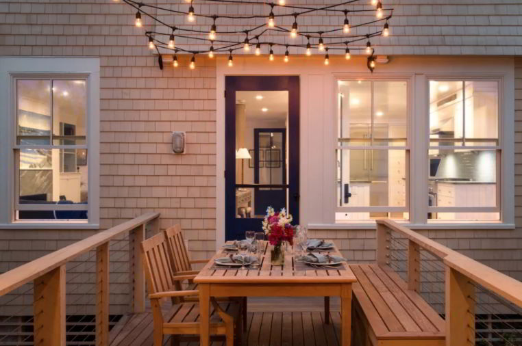 Up Deck Lighting Ideas