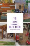 12+ Best Pallet Deck Ideas That Will Amaze You