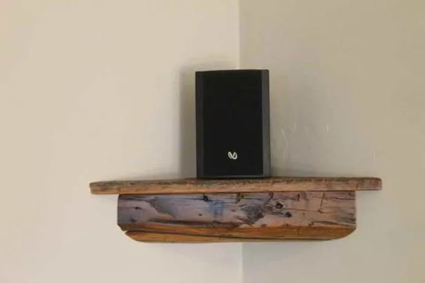 Best Space Saver DIY Speaker Stands