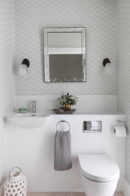 Toilet Built-In Design