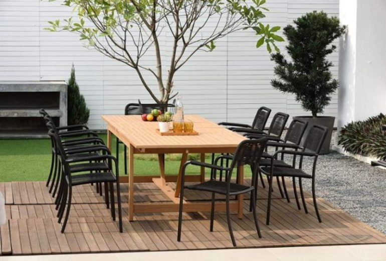 Best Dining set for deck furniture