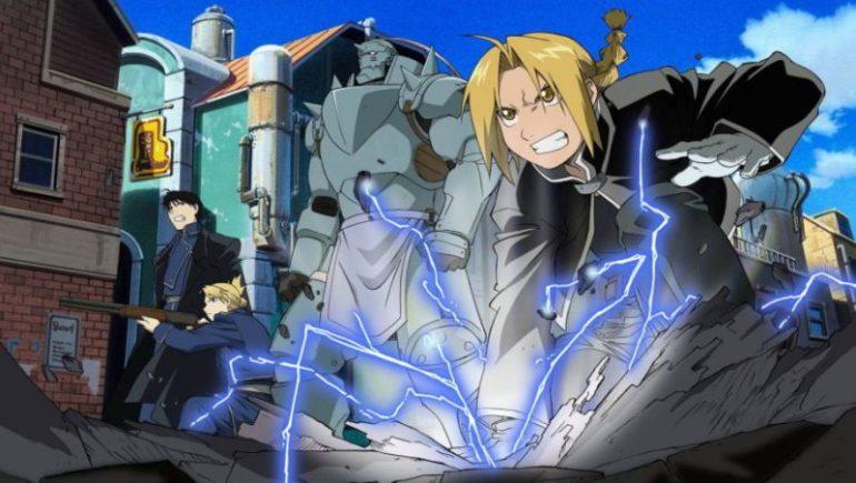Fullmetal Alchemist Best Manga