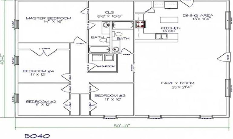 Fantastic 4 Bedrooms and 2 Bathrooms