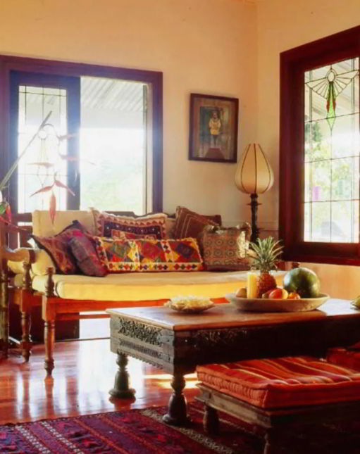 Handcrafted Furniture in Indian Style