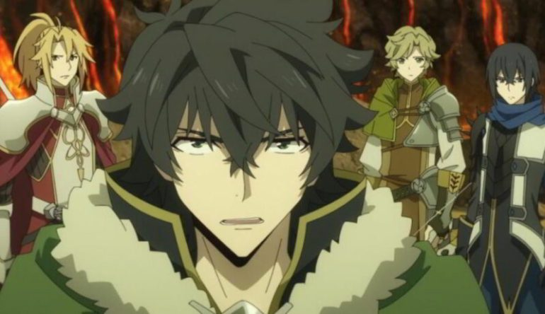 Anime The Rising of the Shield Hero